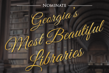 Nominations sought for 10 Most Beautiful Libraries in Georgia