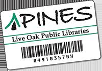 Live Oak Public Libraries joins the PINES network