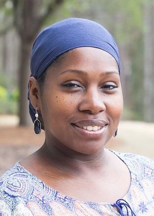 Asha Hagood, GLASS Outreach Librarian