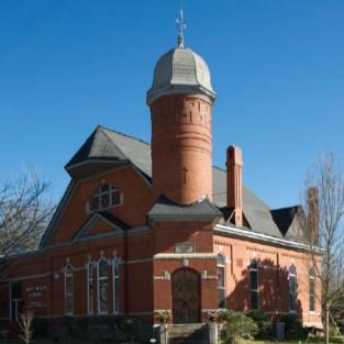 Mary Willis Library in Washington, Georgia