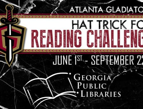 Hat Trick for Reading Challenge