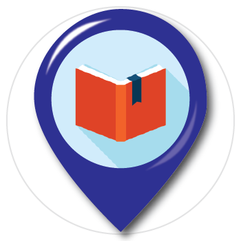 library locator icon