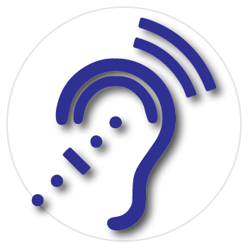 hearing assistive icon