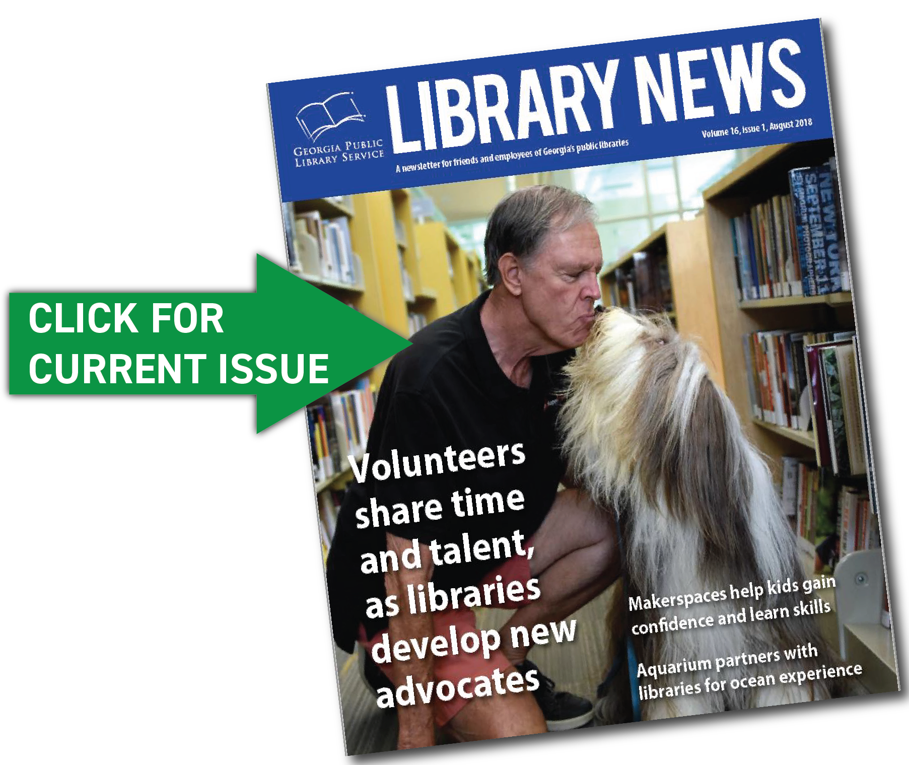 august 2018 library news cover