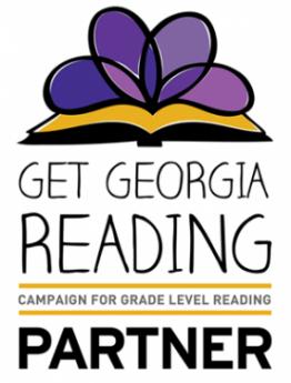 get Georgia reading partner logo