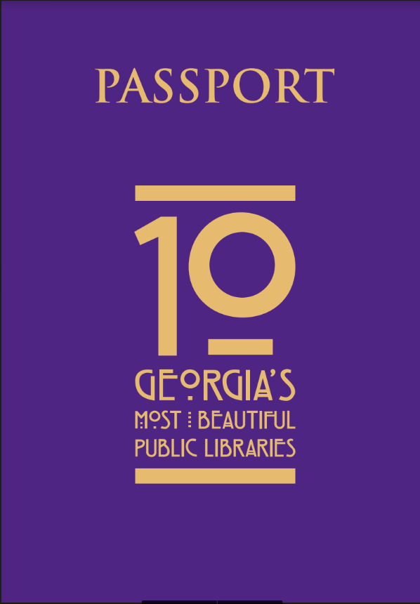 Request Georgia's 10 Most Beautiful Libraries Passport