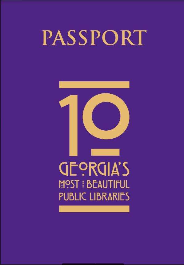 Request Georgia's 10 Most Beautiful Libraries Passport