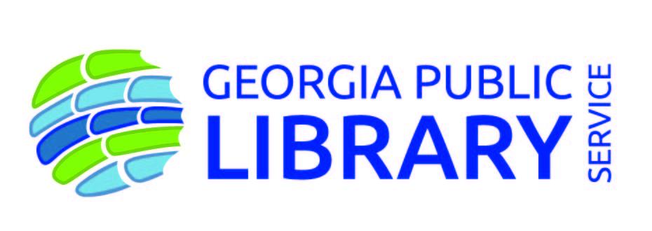 georgia public library service logo