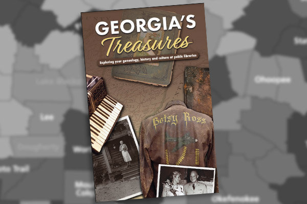 Georgia Public Library Service recognized for genealogy publication