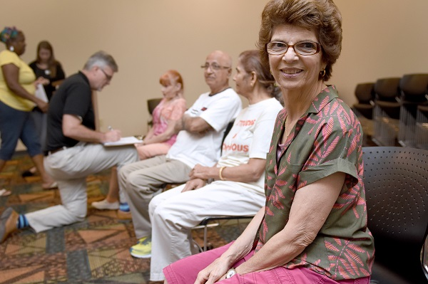 East Cobb Library builds confidence in its senior patrons to reduce their risk of falls