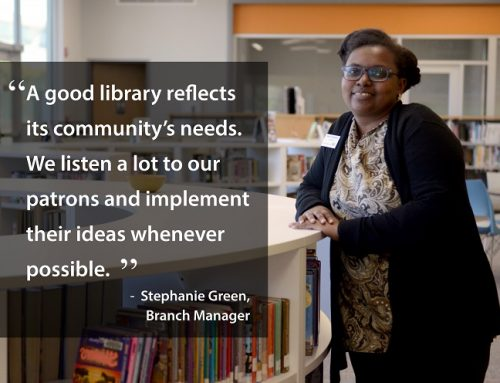 Inclusive planning enables Harris County Public Library to meet community needs