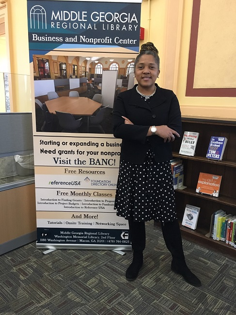 Charise Stephens - libraries boost local economies