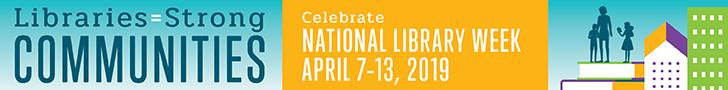 national library week header image