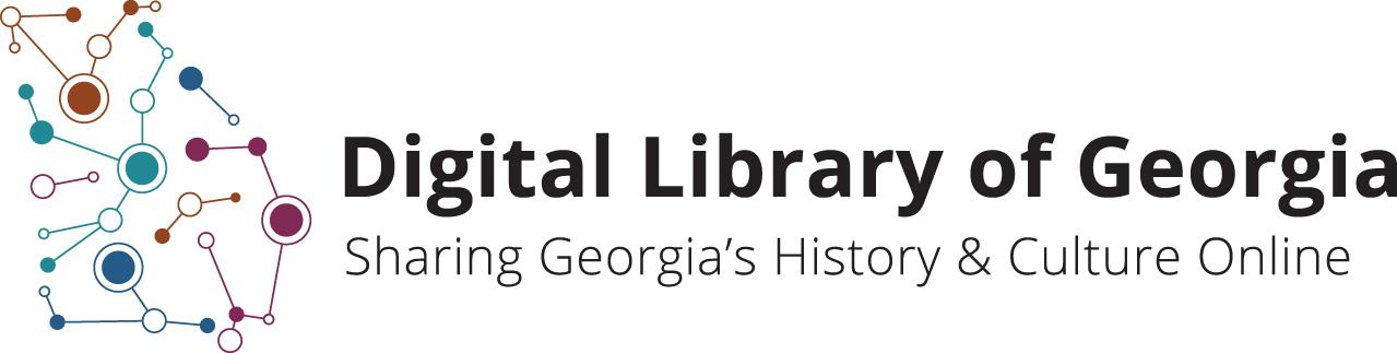 digital library of georgia logo