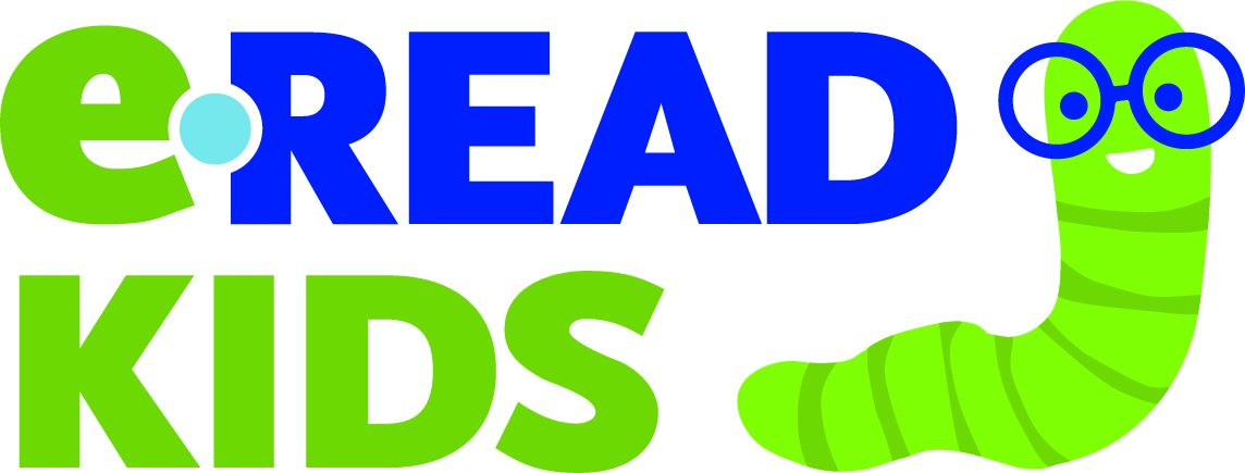 Georgia Public Library Service eRead Kids Digital Library Logo