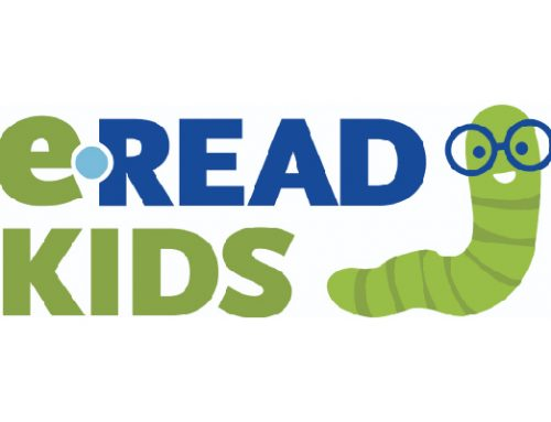 eRead Kids digital library is here