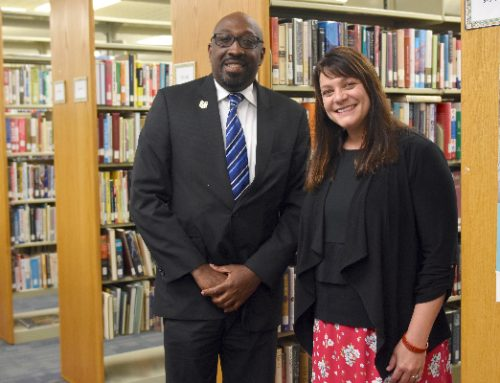Strengthening bonds between public libraries and prison populations