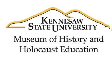 Museum of History and Holocaust Education at Kennesaw State University logo