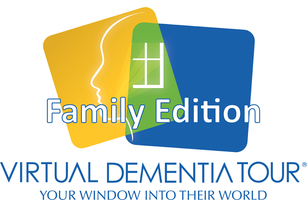 Second Wind Dreams Virtual Dementia Tour logo
