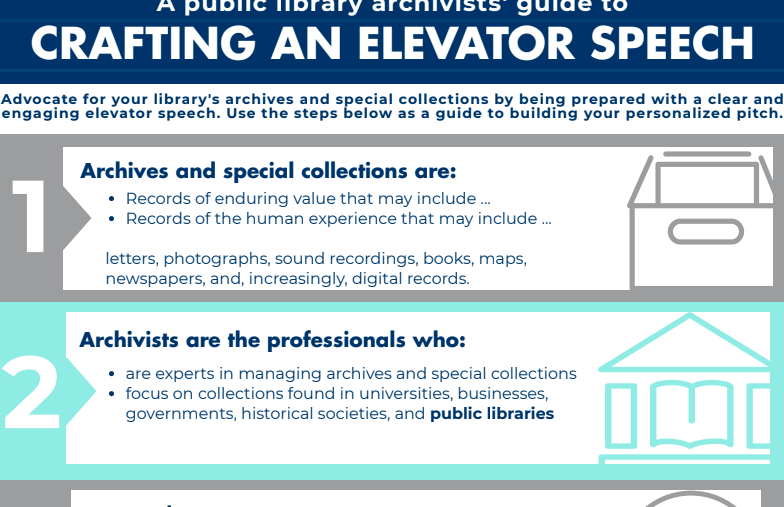 snapshot of archives talking points pdf