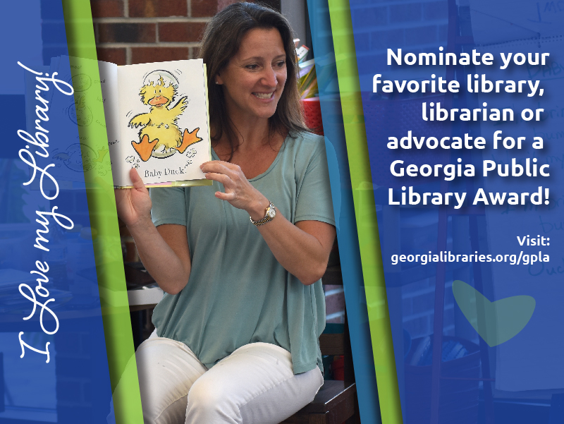 submit a georgia public library award nomination