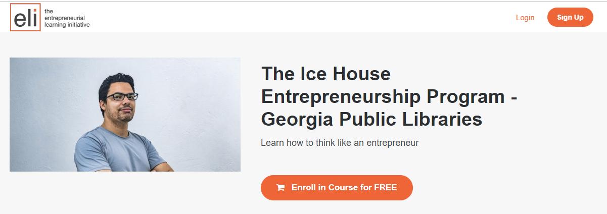 entrepreneurship training course image