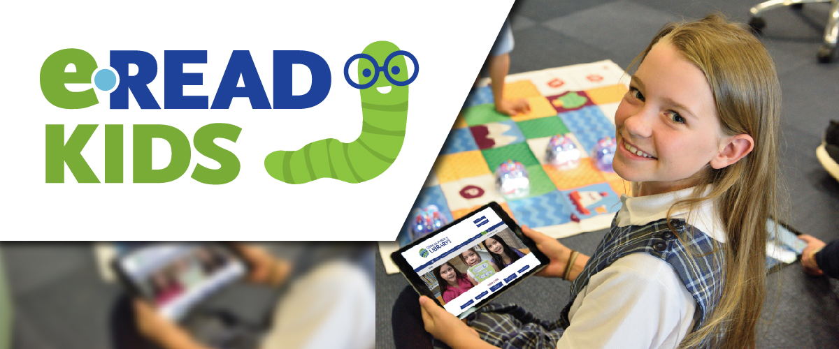 image: eread kids website banner