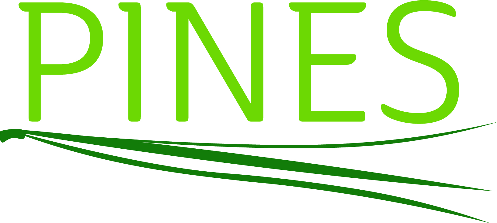Image of PINES network logo