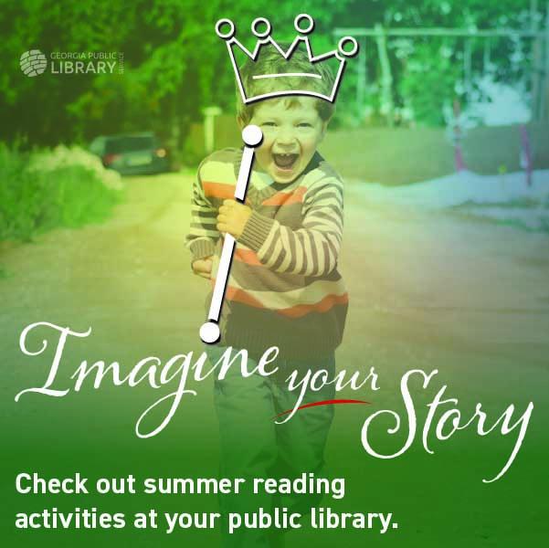 summer reading web graphic
