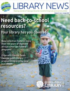 Georgia Public Library Service Library News Summer 2020
