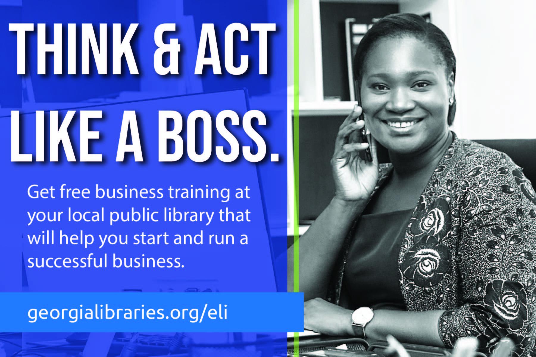 eli postcard graphics_eli black female entrepreneur postcard