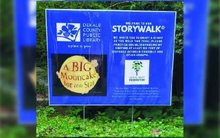 storywalk sign