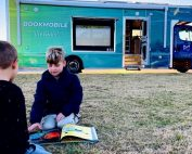 forsyth county public library bookmobile
