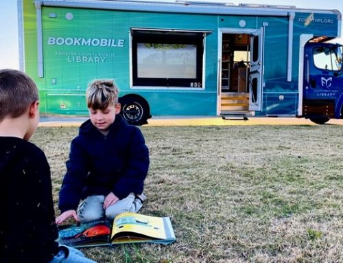 Mobile libraries bring books and more into communities