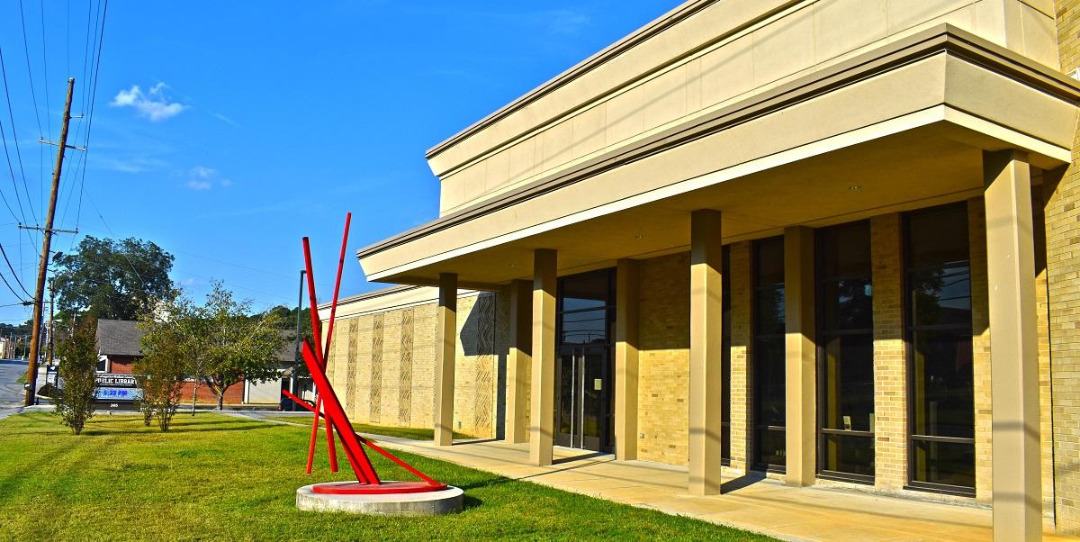Cherokee Regional - LaFayette Walker County Library