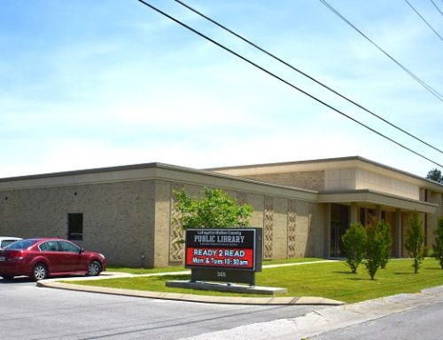 Cherokee Regional Library System: Library of the Year