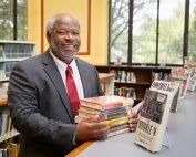 thomas jones library director