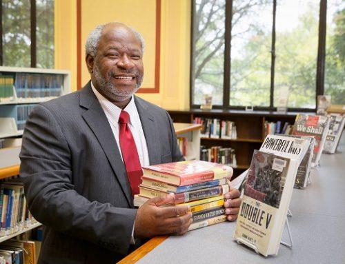 Interview with Thomas Jones, 2020 Georgia Public Libraries Lifetime Achievement winner