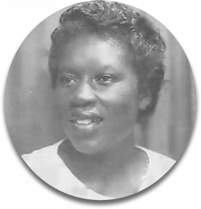 photo of nurse from digitized oral histories collection