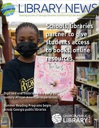 Georgia Public Library Service Library News Winter 2021